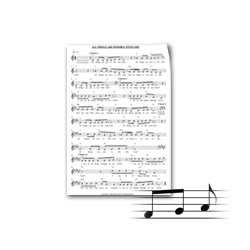 be with you always sheet music