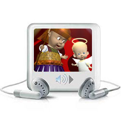 David and Goliath audio book kids